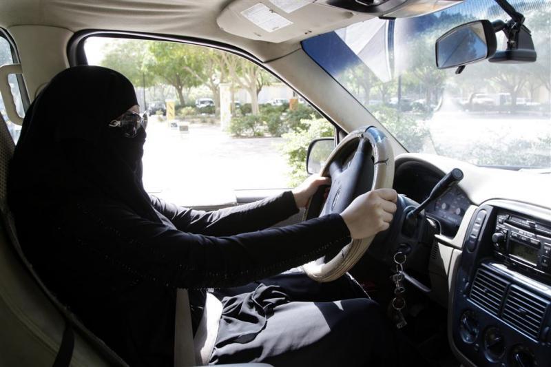Saudische vrouwen mogen autorijden