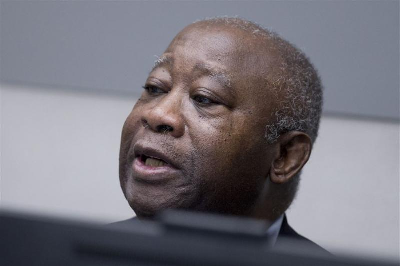 Gbagbo blijft vastzitten in afwachting proces