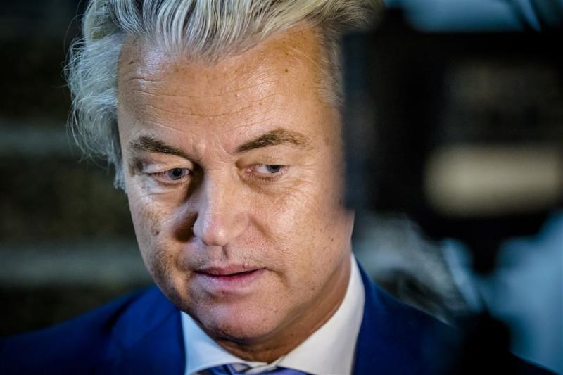 Wilders deelt online bedreigingen