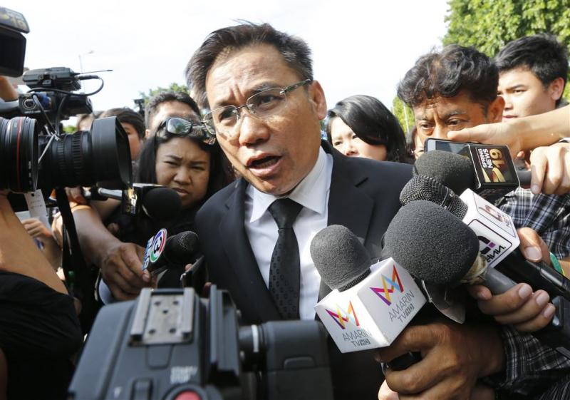 Ex-premier Thailand veroordeeld tot celstraf