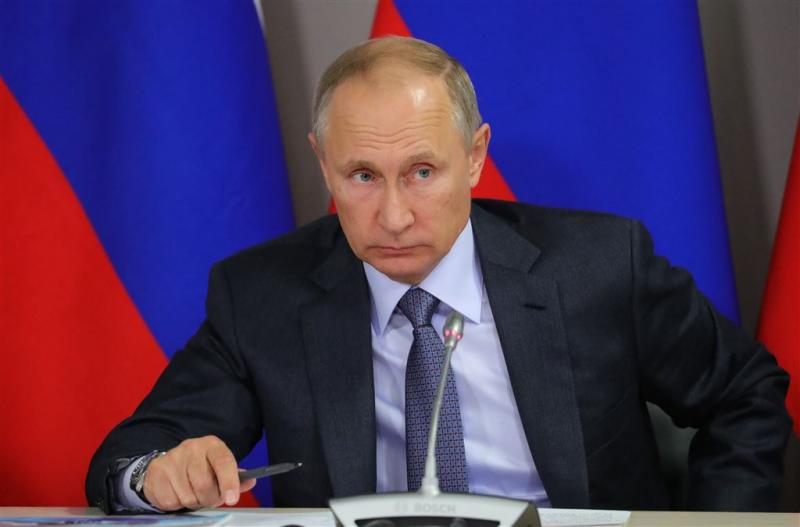 Rusland vernietigt laatste chemische wapens