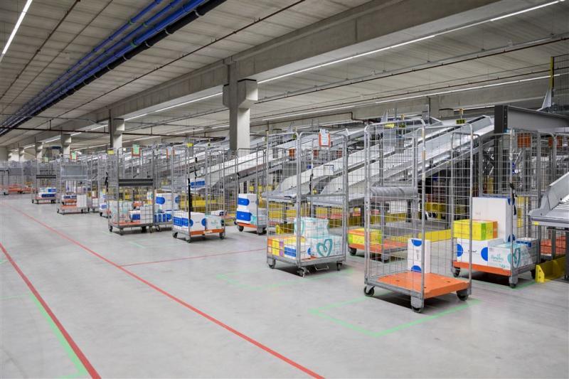 Nieuw groot distributiecentrum Bol.com geopend