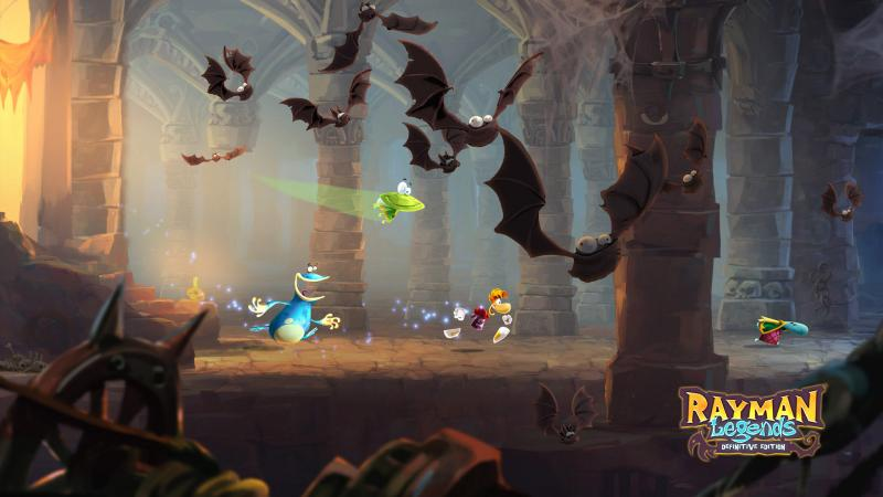 Rayman Legends Definitive Edition 1