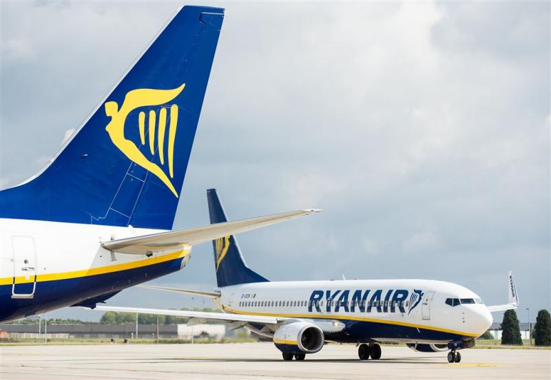 Ryanair schrapt ook in winter vluchten