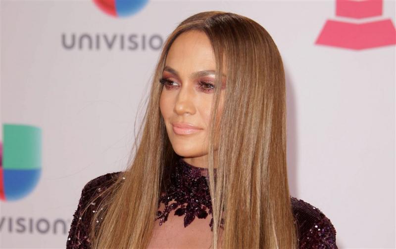 Alle familieleden Jennifer Lopez terecht