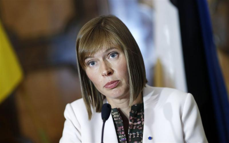 Estse president prijst loketloze overheid aan