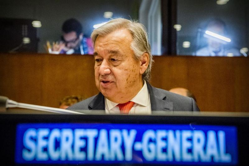 VN-chef vreest verslechtering Rohingya-crisis