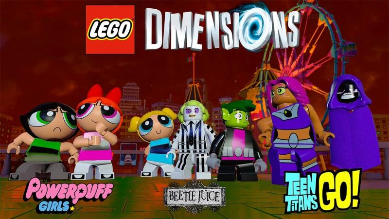 Lego dimensions wave 9