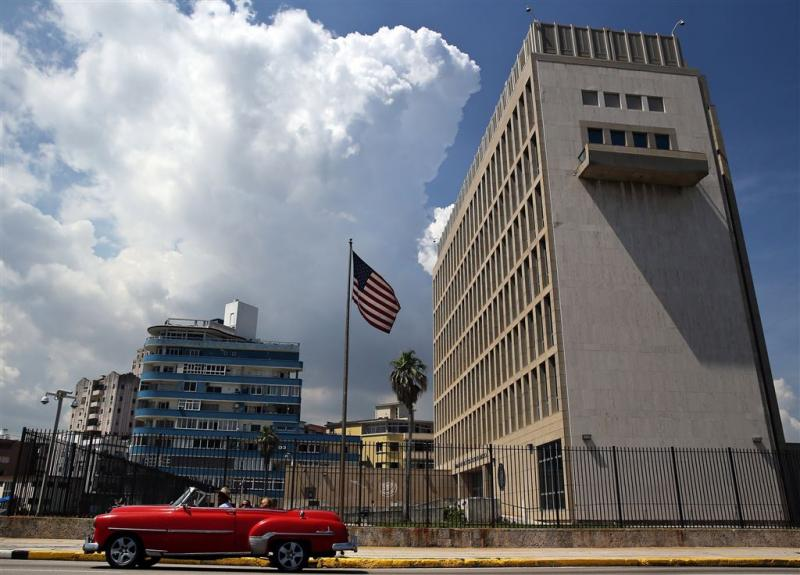 'VS haalt personeel ambassade Cuba weg'