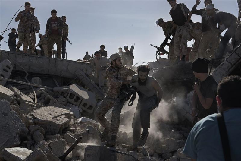 Luchtaanval VS doodt IS-militanten in Libië