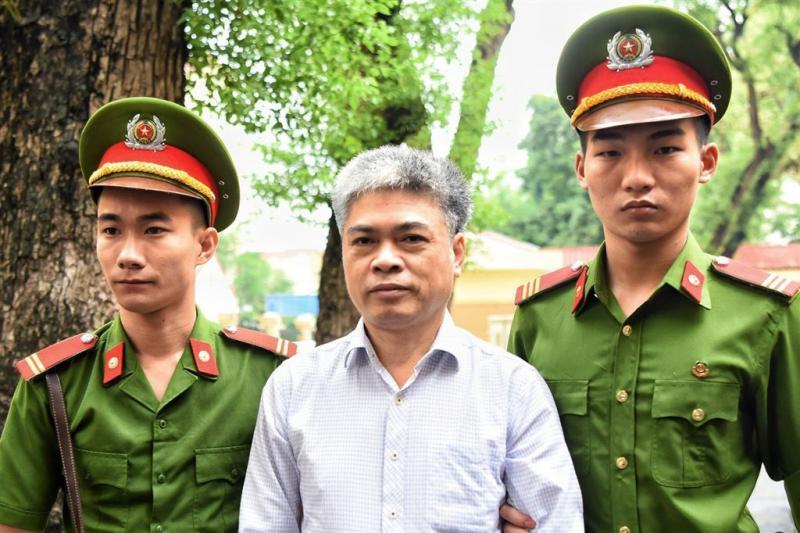 Doodstraf voor oud-chef oliebedrijf Vietnam