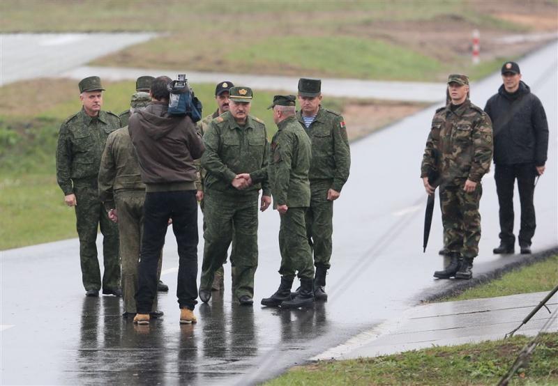 Russische soldaat doodt drie collega's