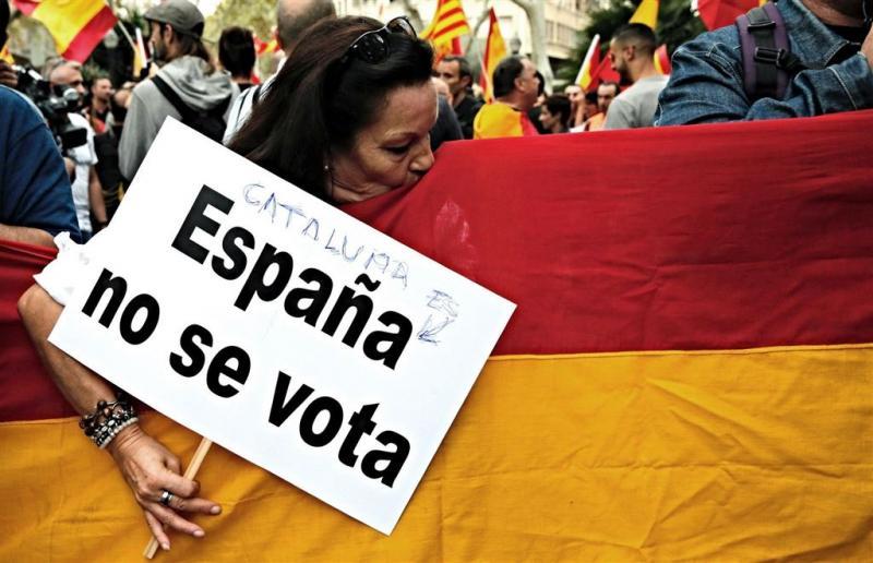 Spaanse regering blokkeert stemmentelsysteem