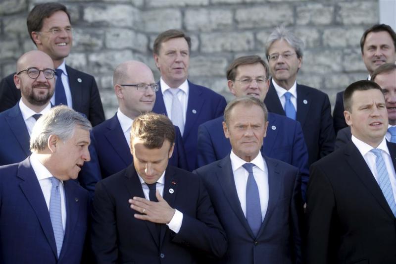 EU-leiders beloven afronding digitale markt