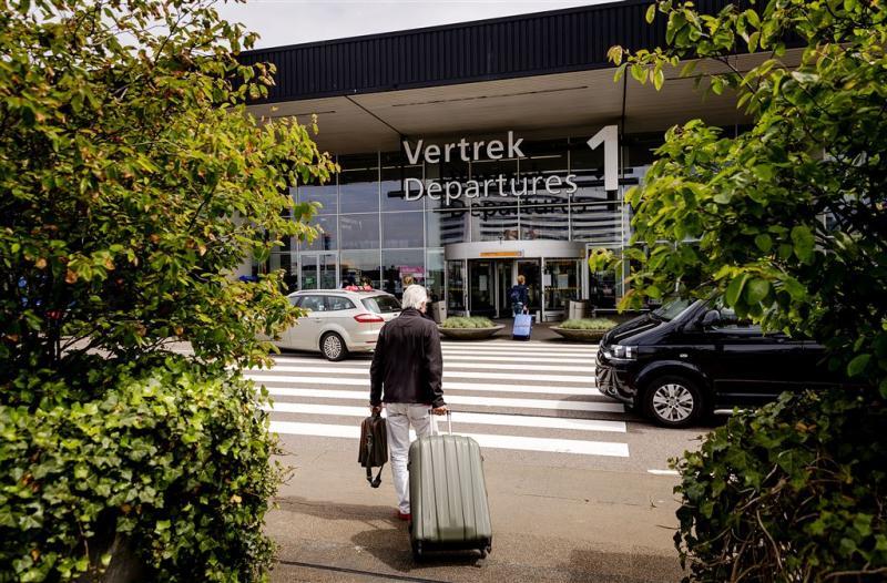 Halen en brengen op Schiphol niet meer gratis