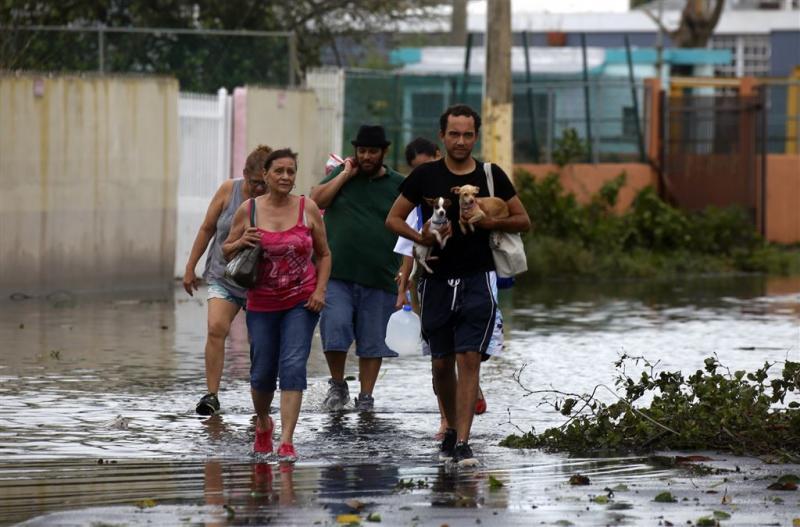 Burgemeester San Juan: er gaan mensen dood
