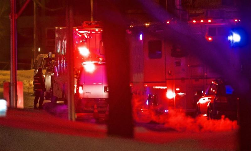 Gewonden door 'terreurdaden' in Canadese stad