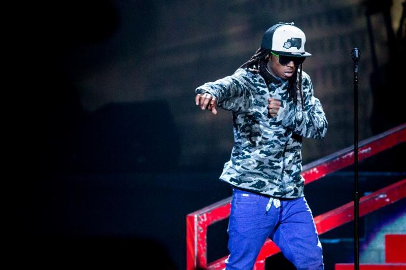 Lil Wayne weigert veiligheidscontrole