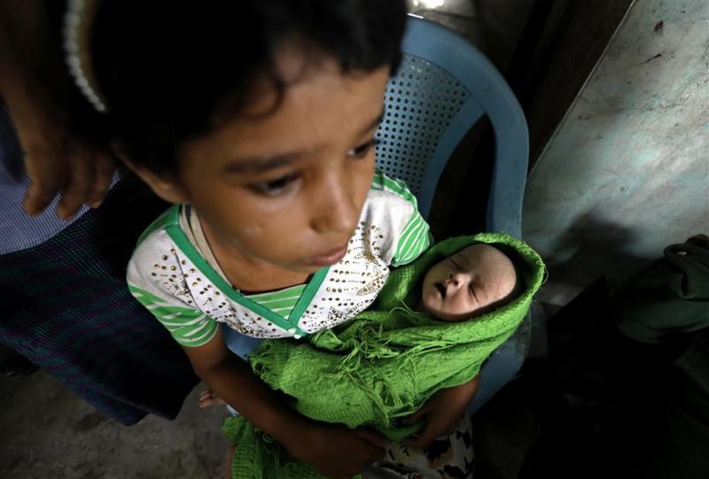 WFP vraagt 75 miljoen voor Rohingya