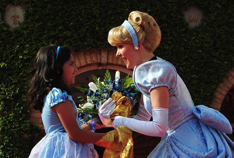 Disney snelt 'moderne prinses' samen