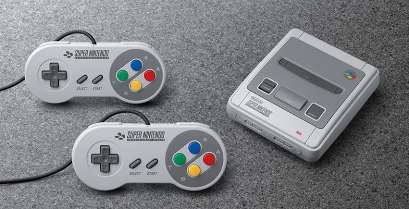 SNES Classic Mini (Foto: Nintendo)