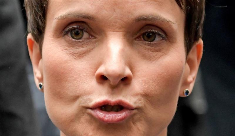 Petry: Duitsland kan thuis zijn voor moslims