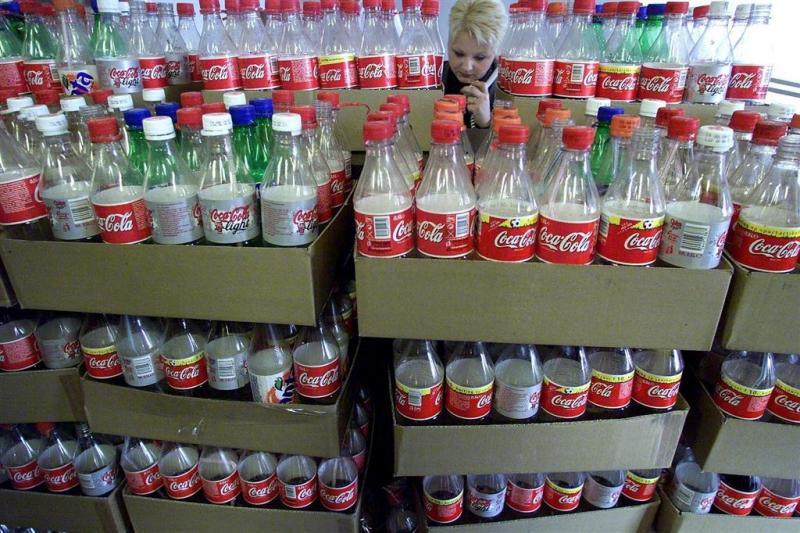 Greenpeace start petitie tegen Coca-Cola