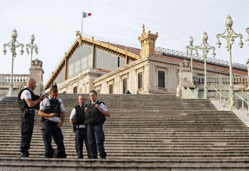 'Verdachte Marseille was net vrij'