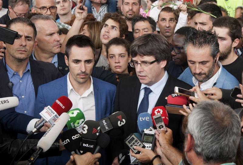 Premier Catalonië: uitslag referendum bindend
