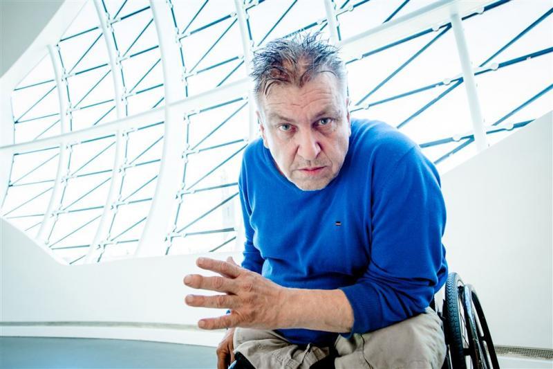 Den Helder klaar met kunstenaar Rob Scholte