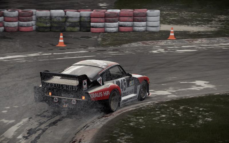 Project Cars 2 - Rain (Foto: Bandai Namco)