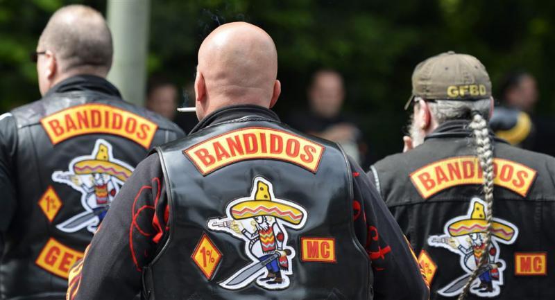 OM strijdt tegen motorclub Bandidos