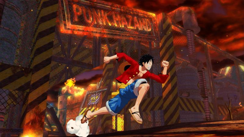 One Piece Unlimited World Red Deluxe - Punk Hazard (Foto: Bandai Namco)