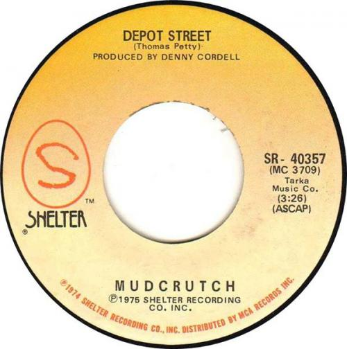 Mudcrutch - Depot Street