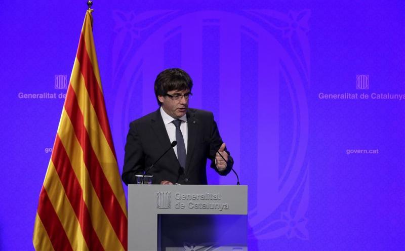 'Binnen enkele dagen onafhankelijk Catalonië'