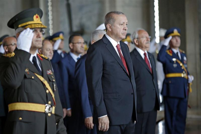 Levenslang voor moordcomplot tegen Erdogan