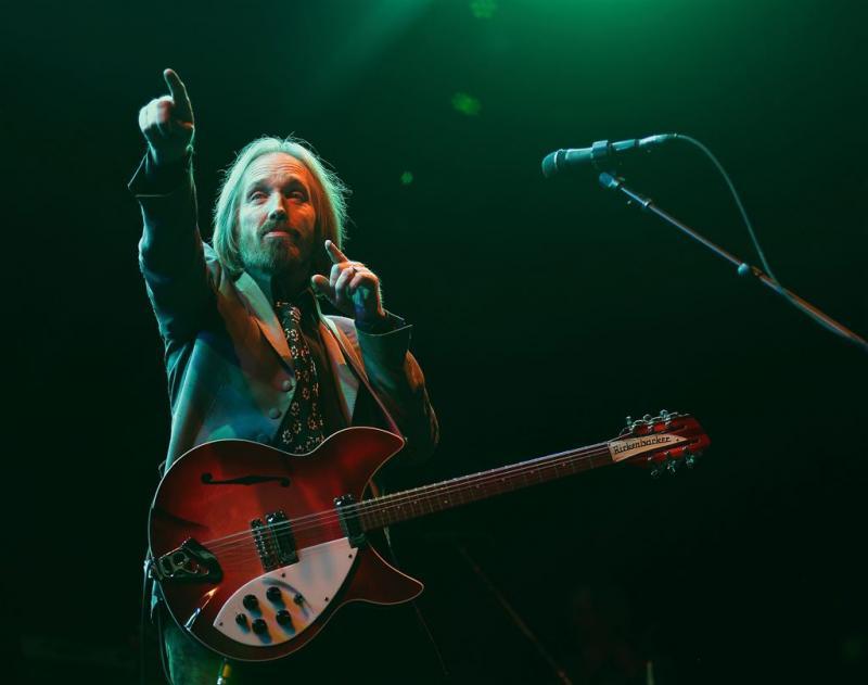 Tom Petty nog lang niet klaar met eigen band