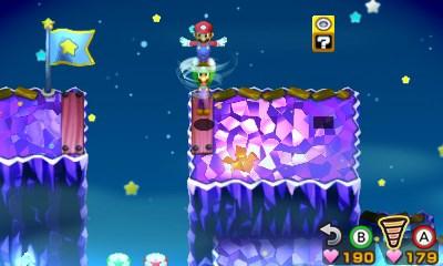 Mario & Lguigi Superstar Saga 2