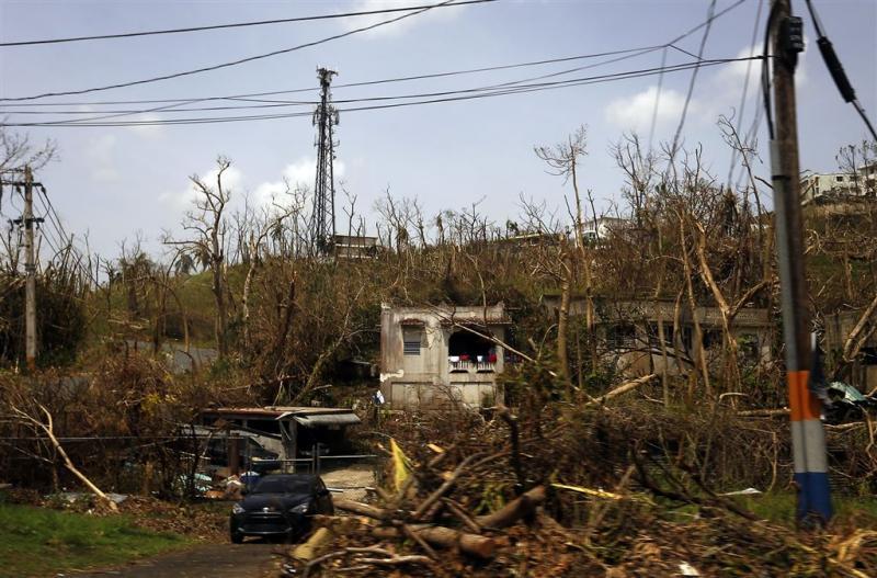 Aantal orkaandoden Puerto Rico fors omhoog