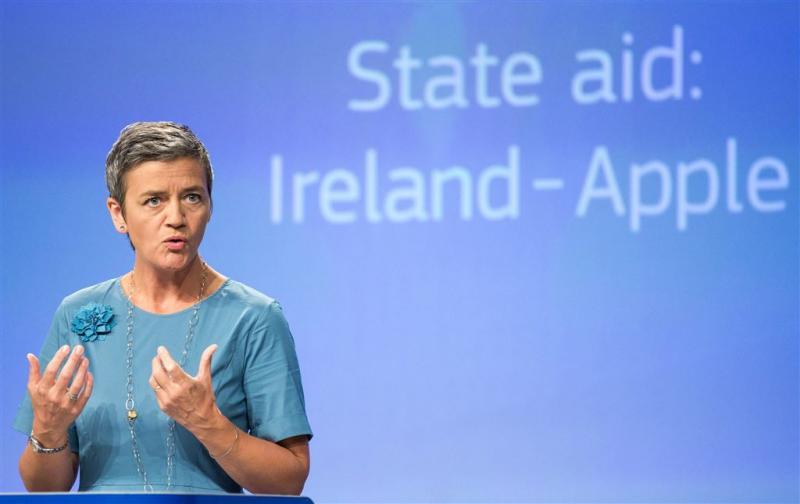 Brussel sleept Ierland voor hof in zaak-Apple