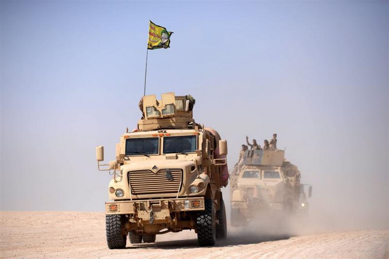 Iraaks leger zet laatste aanval op Hawija in
