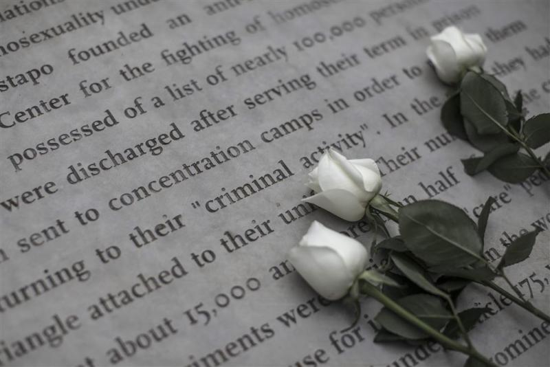 Joden ontbreken op Holocaust-monument