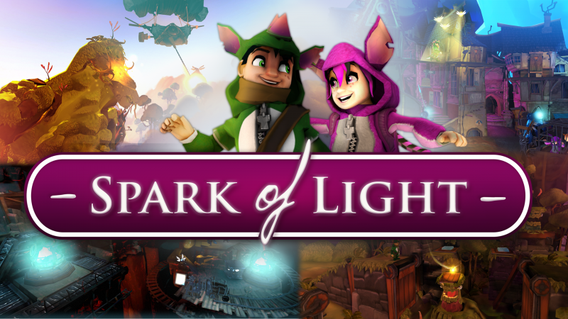 Spark of Light - Poster