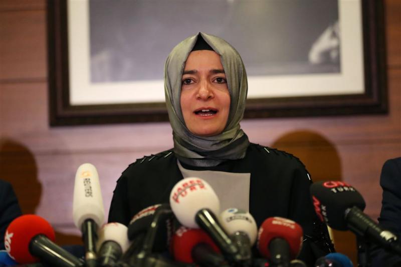 Zaak Turkse minister Kaya niet-ontvankelijk