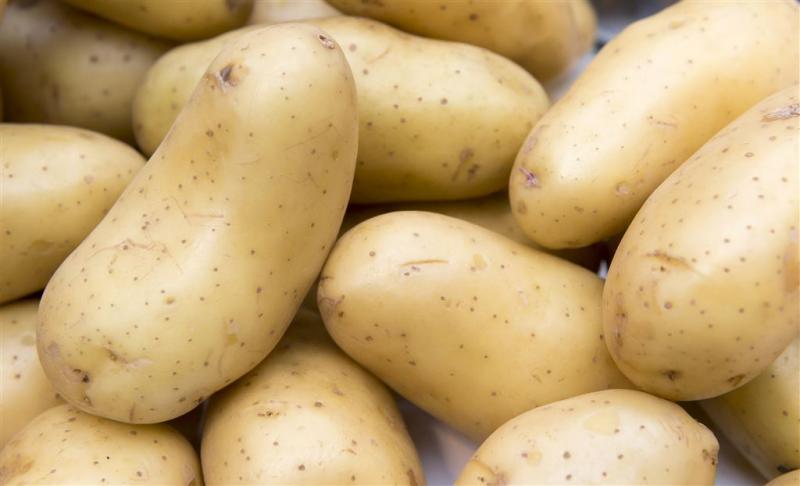 Grote brand verwoest schuur met aardappelen
