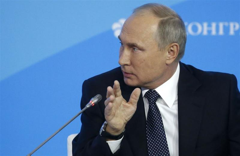 Protesten tegen Poetin in 80 Russische steden