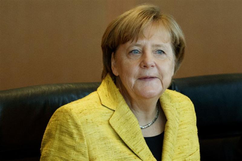 Merkel gaat voor 'Jamaica-coalitie'