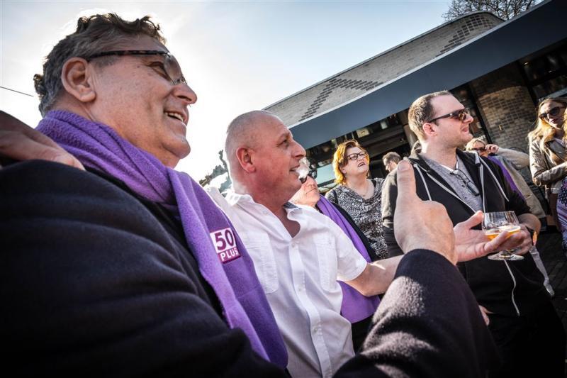 50PLUS wil in 23 gemeenten in de raad