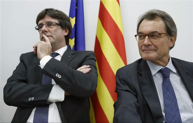 Nationalistenleider: Catalonië nog niet klaar