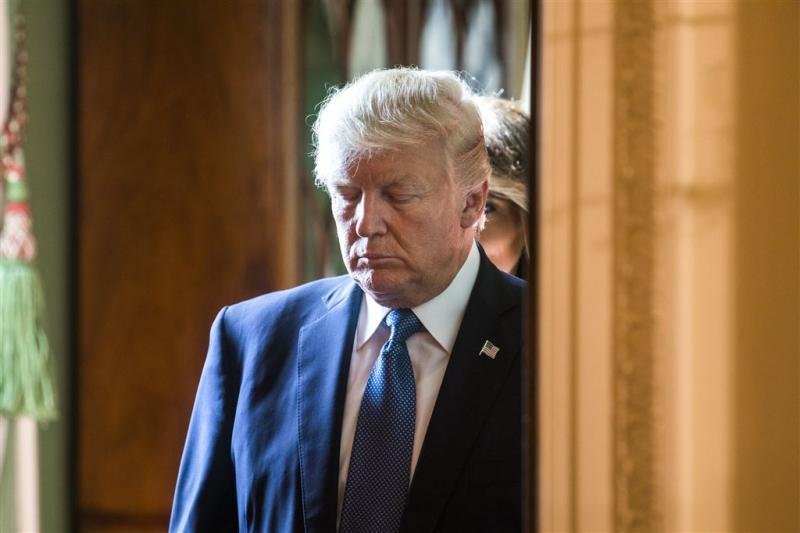 Trump: slechts één ding werkt met Noord-Korea